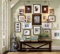 pottery barn wall decor ideas breathtaking gallery wall idea using