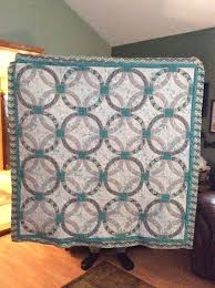 Wedding Ring Quilt by Wedding Rings Quilt And Blocks 4x4 5x5 6x6 7x7 In The Hoop Machine