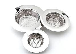 bathroom sink hair catcher bathroom sink strainer stainless steel shower floor drain plug trap