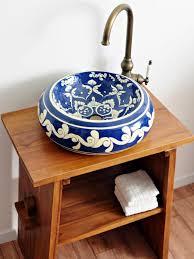 waschtisch design design waschbecken aus mexiko mexambiente medi couchstyle
