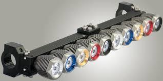 how to build led light bar modular design led light bar 10w xm l2 chips cree led light bar top