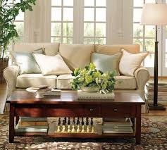 sofas and living rooms ideas with a vintage touch from pottery