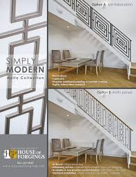 House Of L Interior Design Get The Modern Fabricated Railing