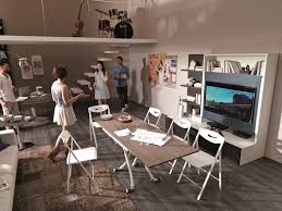 Collapsing Dining Table Furniture System Is The Center Of Entertainment Lifeedited