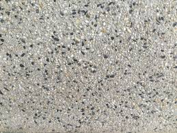 Exposed Concrete Texture by Exposed Aggregate Midway