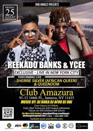 New York Ny Events U0026 Things To Do Eventbrite Reekado U0026 Ycee Live In New York Tickets Queens Eventbrite