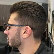 fade haircuts both sides hairstyles 41 fade haircuts for men new for winter 2018
