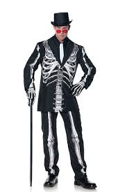 Mens Size Halloween Costumes Amazon Underwraps Men U0027s Bone Daddy Clothing
