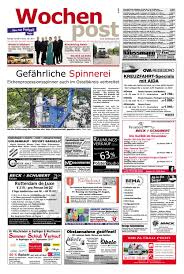 Schlafzimmerm El Altdeutsch Die Wochenpost U2013 Kw 34 By Sdz Medien Issuu