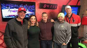 106 7 the fan live the sports junkies weekday mornings on 106 7 the fan cbs dc