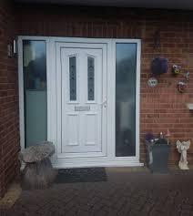 Plastic Front Door by Front Door Makeover Upvc Keeping It Real With Bella U0027s