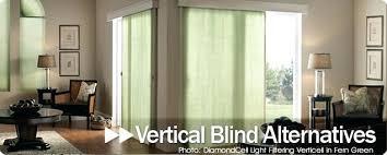 Patio Door Vertical Blinds Extraordinary Vertical Blinds For Patio Doors Terrene Info