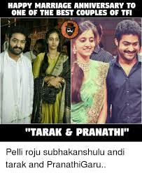 Happy Marriage Meme - happy marriage anniversary to one of the best couples of tfi tarak