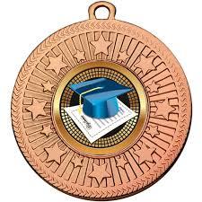 graduation medals bronze vf graduation medal 50mm 2 graduation medals