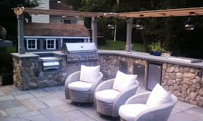 kitchen style rolling evo grill and outdoor kitchen kitchens