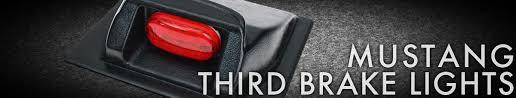 mustang third brake light restore 1967 mustang third brake light cj pony parts