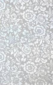 decorative paper damask design silver foil on white matt foiled designer paper