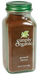 Cloves Amazon Com Simply Organic Cloves Ground Certified Organic 2 82