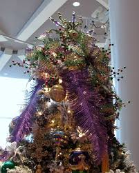 diy christmas bow tree topper christmas lights decoration