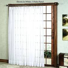 Sidelight Door Panel Curtains Sidelight Panel Curtains Door Panel Curtains Front Door Curtains