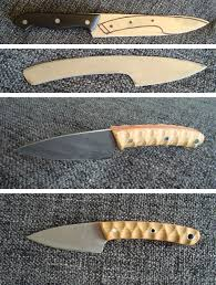 making kitchen knives kitchen knife ii made a small kitchen knife out of the blade of a