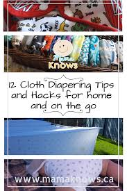 12 handy cloth diaper hacks and tips the mama knows
