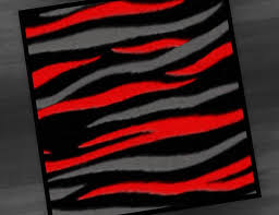 Black Area Rugs Second Life Marketplace Red And Black Area Rug