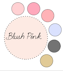 complementary colors pink choose pink for your wedding theme mysty and bella designs