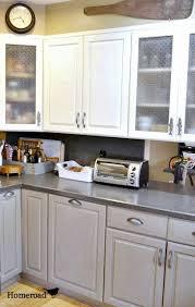 Painting Kitchen Cabinets Chalk Paint Kitchen Cabinets Painted With Chalk Paint Two Toned Light On Top