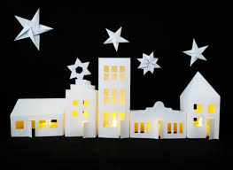 paper houses by ama ryllis project home decor papercraft