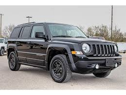 jeep patriot off road tires pre owned 2016 jeep patriot sport 4d sport utility in artesia