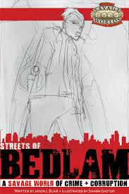 streets of bedlam art