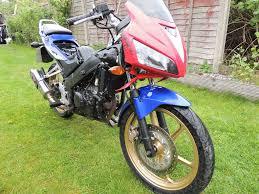 honda cbr 125 rw 9 125cc damaged repairable in atherstone
