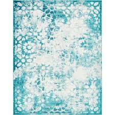 Teal Area Rug Home Depot Turquoise Area Rugs Rugs The Home Depot