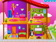 Dolls House Decorating Games Barbie Doll House Decorating Mafagames Com Play Games Online