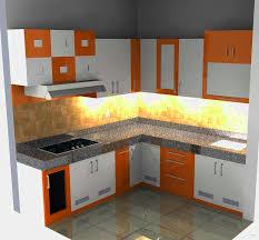 model kitchen set minimalis livedesain com