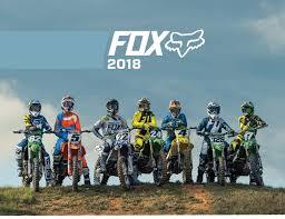riding gear motocross motosport 2018 fox racing riding gear milled