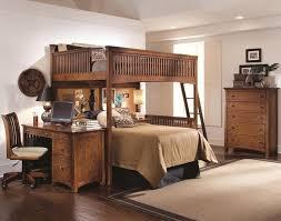 Queen Loft Bed With Desk by Bunk Beds Loft Bunk Beds Twin Over Queen Bunk Bed With Trundle