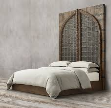 indian fortress bed decor headboards unique u0026 diy pinterest