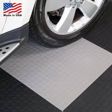 blocktile b0us4630 garage flooring interlocking tiles coin top blocktile b0us4630 garage flooring interlocking tiles coin top pack gray 30 pack construction tiles amazon com
