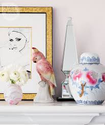 Glam Home Decor by Interior Feminine Glam Home Style At Home