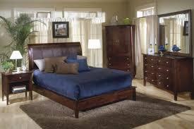 Bedroom Sets Gardner White Essex Cove Queen Bed Dresser Mirror U0026 2 Nightstands