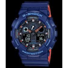 Jam Tangan G Shock Pria Original jam tangan pria casio g shock original ga 100l 2a jam g shock pria