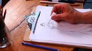 fine tune a fashion design fashion sketching youtube