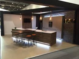 Kitchen Design With Charcoal Stone Cladding Grand Design Kitchens