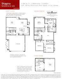 Ideal Homes Floor Plans Avery Pointe Townhomes In San Diego From The 600 000s
