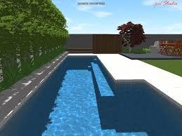 Great Pool Lap Swimming Pool Designs Home Design Ideas