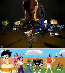 Teen Titans Memes - a twisted dress up teen titans know your meme