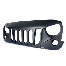 transformers jeep wrangler transformer grille without mesh for jeep wrangler 2007 2017 xprite
