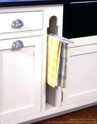 kitchen cabinet towel rack kitchen towel rack photos to kitchen cabinet towel bar kitchen towel
